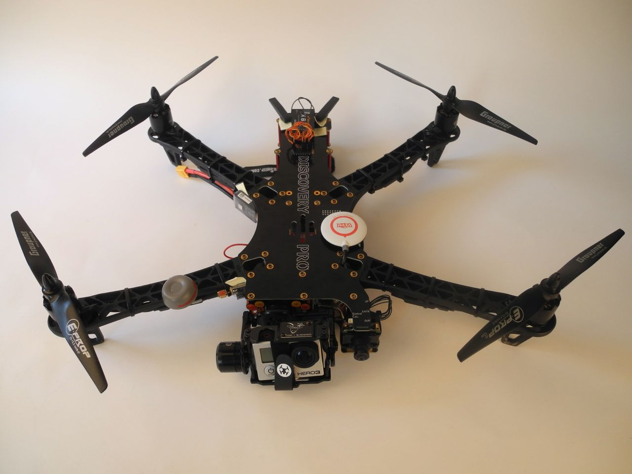 TBS Discovery Pro   FPV blog