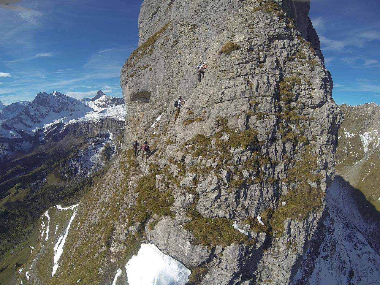 Klettersteig Braunwald : Klettersteig braunwald fpv blog