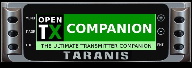 Taranis upgrade to openTX 2.0